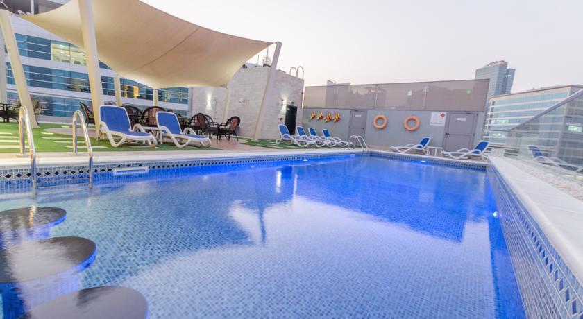 Signature 1 Hotel Tecom – Dubai